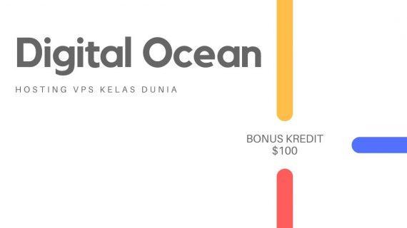 Hosting Digital Ocean – Bonus Saldo $100